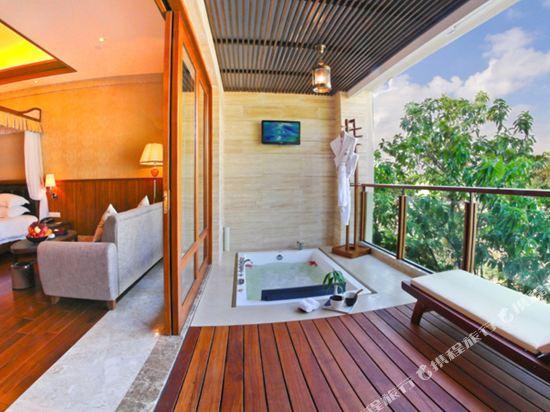 中山温泉賓館(Zhongshan Hot Spring Resort)翠亨園豪華温泉房