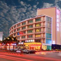 珠海金岸酒店酒店預訂