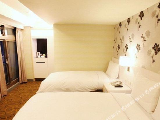 台北西門星辰大飯店(Ximen Citizen Hotel)經典3人房005