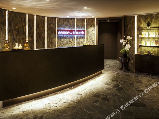 香港九龍東皇冠假日酒店(Crowne Plaza Hong Kong Kowloon East)SPA