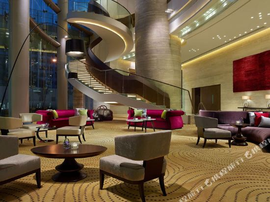 香港九龍東皇冠假日酒店(Crowne Plaza Hong Kong Kowloon East)大堂
