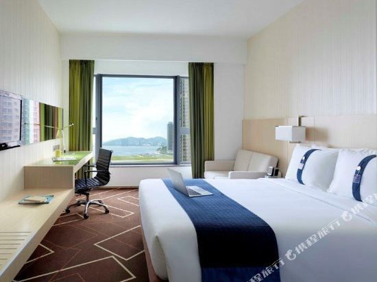 香港九龍東智選假日酒店(Holiday Inn Express Hong Kong Kowloon East)標準海景客房