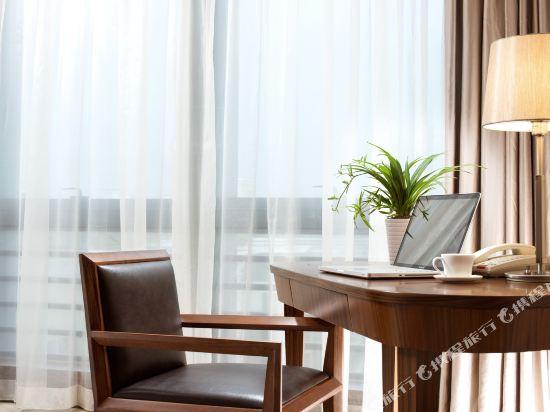 深圳蘭赫美特酒店(The L'Hermitage Hotel)商務套房