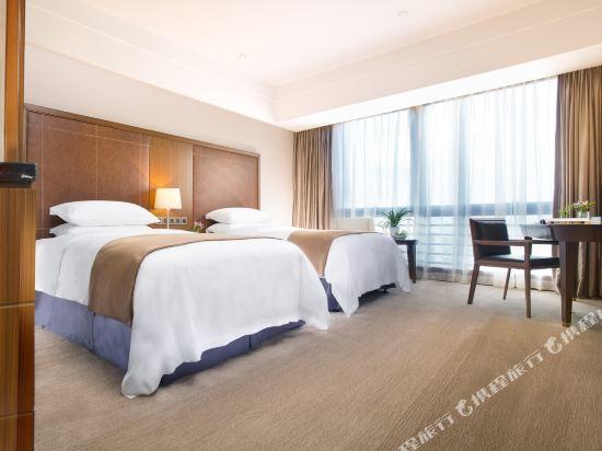 深圳蘭赫美特酒店(The L'Hermitage Hotel)高級雙床房