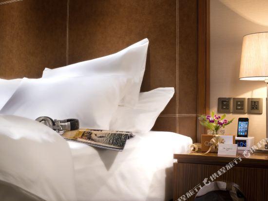 深圳蘭赫美特酒店(The L'Hermitage Hotel)高級大床房