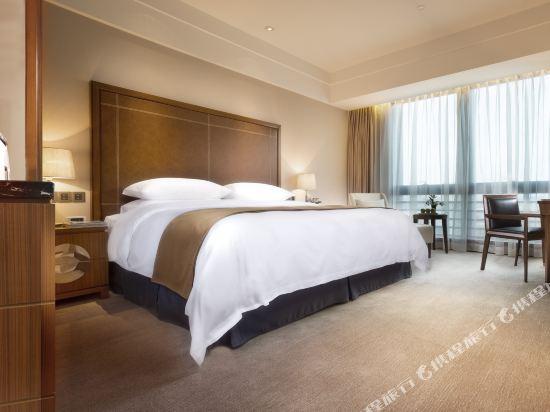 深圳蘭赫美特酒店(The L'Hermitage Hotel)豪華大床房