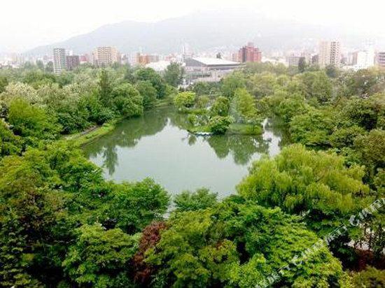 札幌公園飯店(Sapporo Park Hotel)眺望遠景