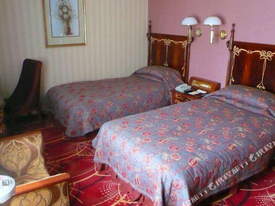 澳門葡京酒店(Hotel Lisboa)高級客房(西座)