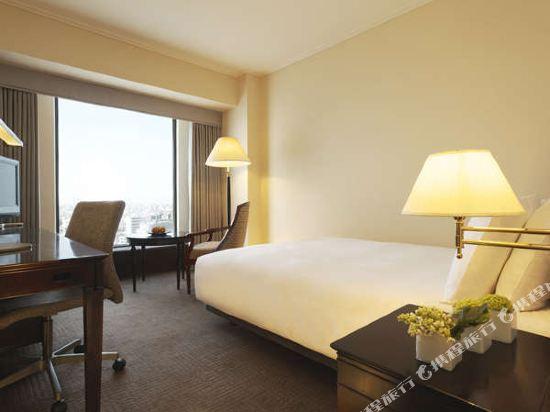 東京凱悅酒店(Hyatt Regency Tokyo)景觀特大床房