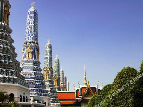 曼谷洲際酒店(InterContinental Bangkok)外觀