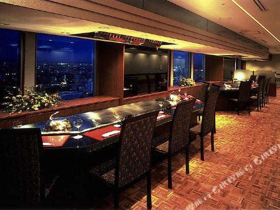 札幌ANA皇冠假日酒店(ANA CROWNE PLAZA SAPPORO)餐廳