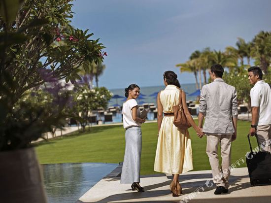 華欣洲際度假酒店(InterContinental Hua Hin Resort)眺望遠景