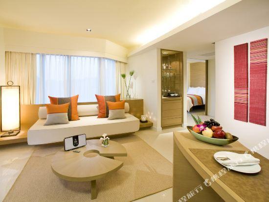 鉑爾曼芭堤雅酒店(Pullman Pattaya Hotel G)兩卧行政套房