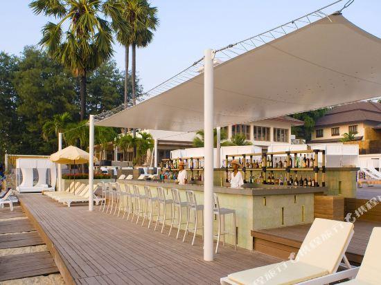鉑爾曼芭堤雅酒店(Pullman Pattaya Hotel G)酒吧
