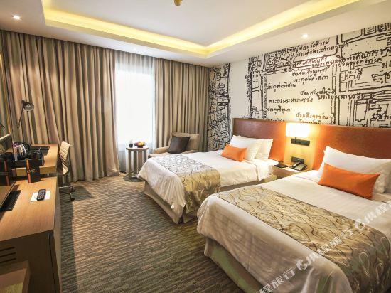 曼谷財富美爵酒店(Grand Mercure Bangkok Fortune)高級豪華房