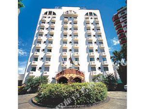 聖保羅伊比拉普埃拉美爵酒店(Hotel Grand Mercure Sao Paulo)
