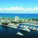勞德代爾堡海灘巴伊亞馬爾希爾頓逸林酒店(Bahia Mar - Fort Lauderdale Beach - DoubleTree by Hilton)
