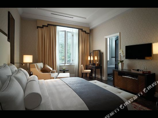 吉隆坡大華酒店 - 傲途格精選酒店(The Majestic Hotel Kuala Lumpur, Autograph Collection)殖民套房(主翼)