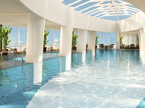 首爾威斯汀朝鮮酒店(The Westin Chosun Hotel Seoul)室內游泳池