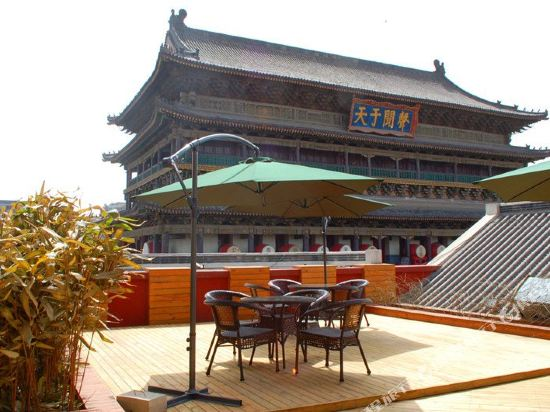 Guoming Garden Hotel (Xi'an Bell and Drum Tower, Muslim Street)
