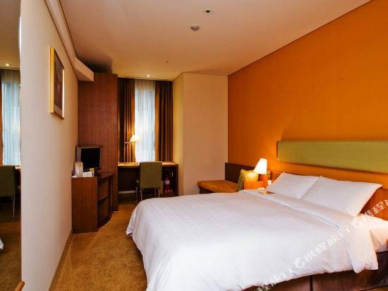 宜必思首爾明洞酒店(Ibis Ambassador Seoul Myeong Dong)標準大床房