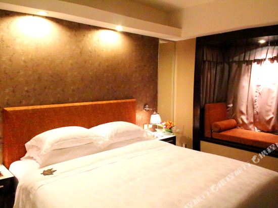 深圳999丹楓白露酒店(999 Royal Suites & TowersShenzhen)新標準套房