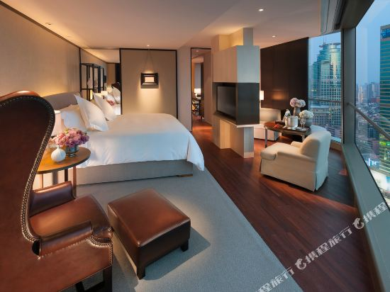 廣州文華東方酒店(Mandarin Oriental Guangzhou)東方會行政套房