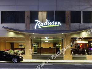 墨爾本麗笙旗桿花園酒店(Radisson on Flagstaff Gardens Melbourne)