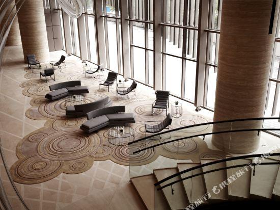 香港沙田萬怡酒店(Courtyard by Marriott Hong Kong Sha Tin)公共區域