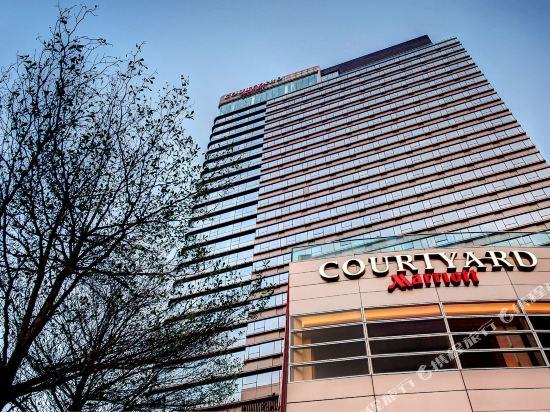 香港沙田萬怡酒店(Courtyard by Marriott Hong Kong Sha Tin)外觀