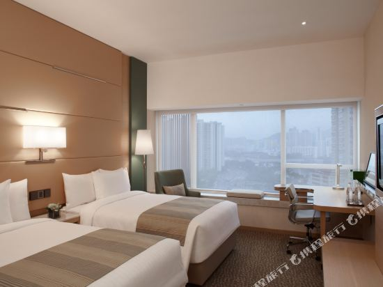 香港沙田萬怡酒店(Courtyard by Marriott Hong Kong Sha Tin)豪華客房