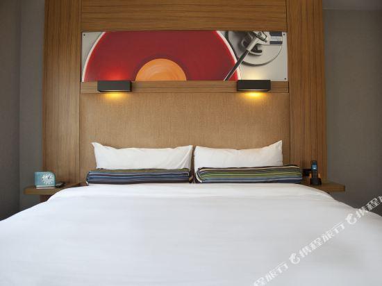 吉隆坡中環廣場雅樂軒酒店(Aloft Kuala Lumpur Sentral)樂軒客房