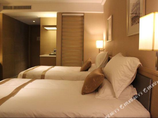上海徐匯云睿酒店(原云睿酒店(上海徐家匯八萬人體育場店))和頤高級標準房