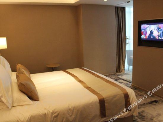 上海徐匯云睿酒店(原云睿酒店(上海徐家匯八萬人體育場店))和頤高級套房