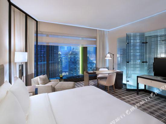 廣州W酒店(W Guangzhou)絕佳客房