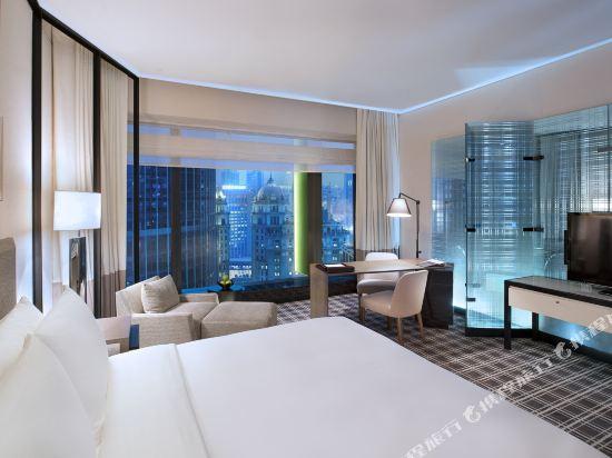 廣州W酒店(W Guangzhou)壯美客房