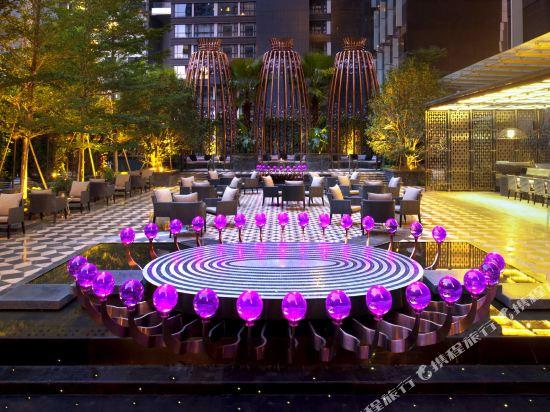 廣州W酒店(W Guangzhou)大堂吧