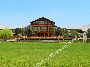唐山南湖紫天鵝莊木屋別墅