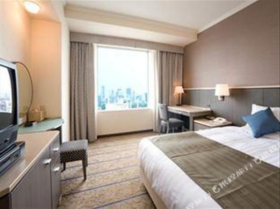 東京東急澀谷卓越大飯店(Shibuya Excel Hotel Tokyu Tokyo)單人房