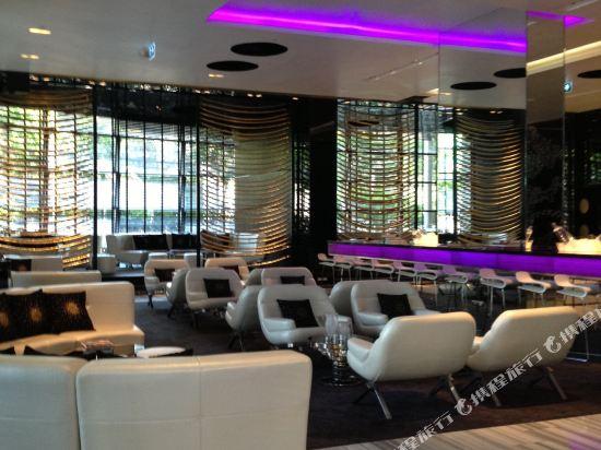 曼谷W酒店(W Bangkok Hotel)公共區域