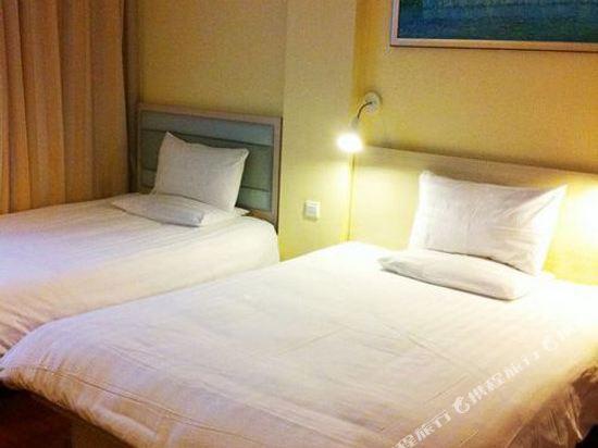 上海陸家嘴聯洋和頤酒店家庭房