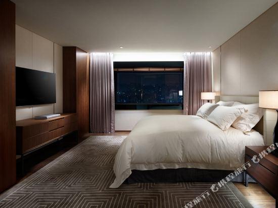 首爾新羅酒店(The Shilla Seoul)高級套房