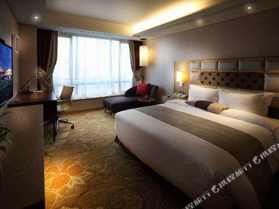 高利亞那酒店(Koreana Hotel)行政大床房