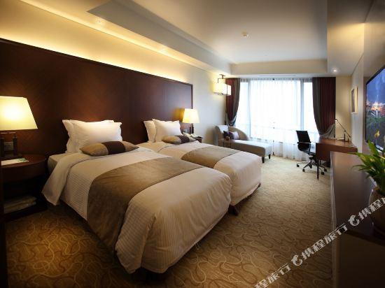 高利亞那酒店(Koreana Hotel)行政雙床房