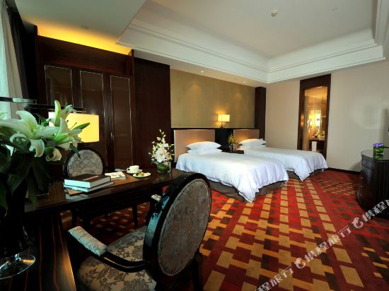 浙江大酒店(Zhejiang Grand Hotel)西湖1號客房