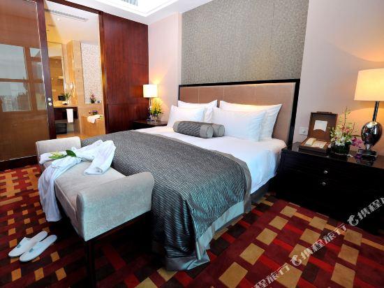 浙江大酒店(Zhejiang Grand Hotel)西湖2號客房