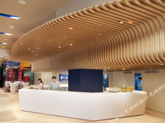 香港遨舍衞蘭軒(OZO Wesley Hong Kong)公共區域
