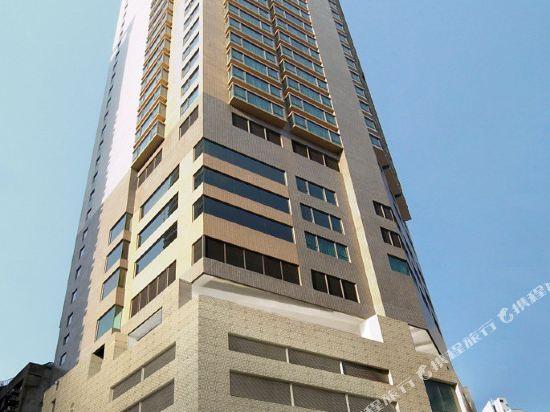 香港蘭桂坊(九如坊)(酒店)(Lan Kwai Fong Hotel Kau U Fong)外觀
