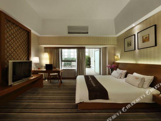 深圳中南海悅大酒店(South China Laguna Hotel)花園套房