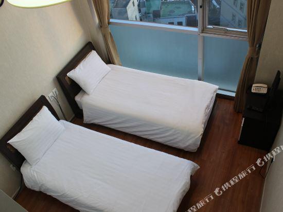 首爾忠武路公寓(Chungmuro Residence & Hotel Seoul)標準雙床房